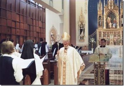 Capilla Hermanas Dominicas de María