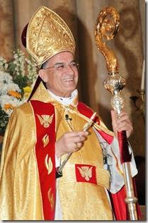 patriarca maronita