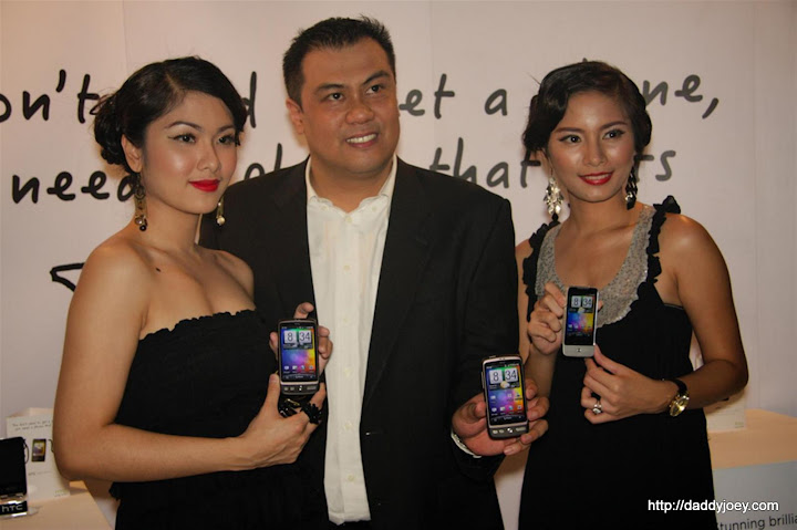 HTC Desire Launched