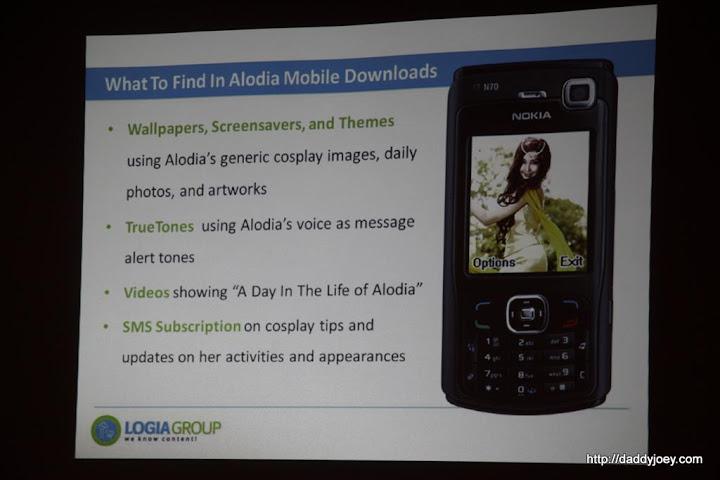 ALodia Mobile Service