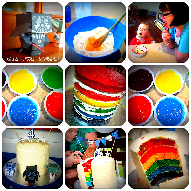 Picnik collage cake 1