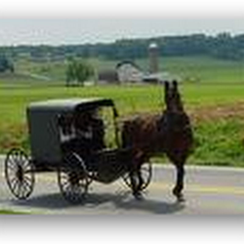 Amish and Other Religious Groups Exempt from Health Insurance Provisions in Both House and Senate Bills