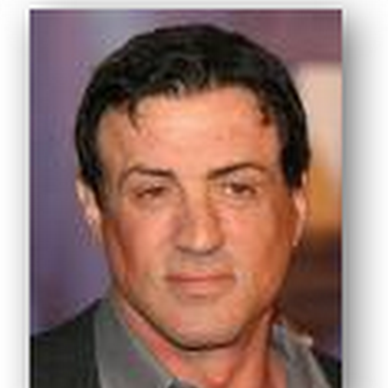 Sylvester Stallone Breaks His Neck During Filming The Expendables Movie