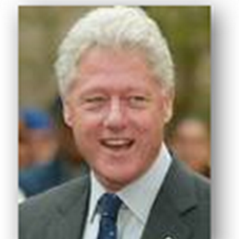 Former President Bill Clinton Gets A New Stent – Interventional Heart Repair