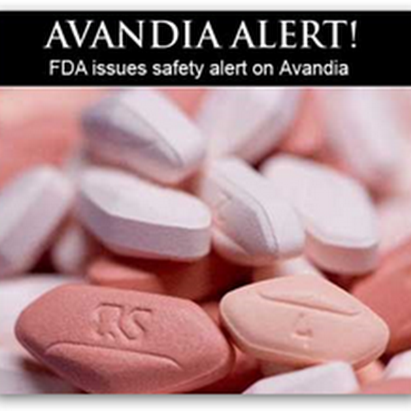 Avandia Will Help Control Diabetes But You Could be At Risk of Cardiac Arrest in Doing So