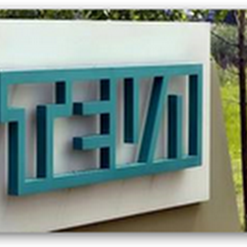Teva Pharmaceutical Has Approval to Begin Marketing Generics for 2 Merck Hypertension Drugs – Hyzaar and Cozaar