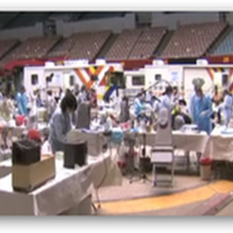 Remote Area Medical Free Medical Clinic Wraps Up in Los Angeles – May 3rd 2010 – Electronic Records Were Used