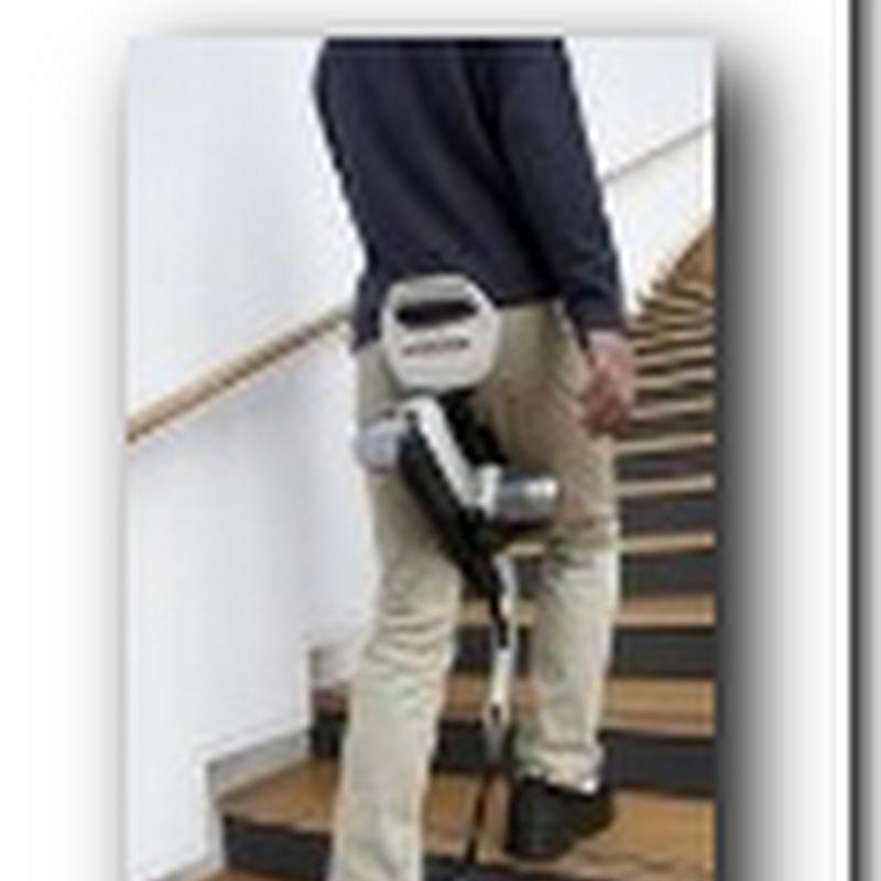 Honda Unveils Experimental Walking Assist Device