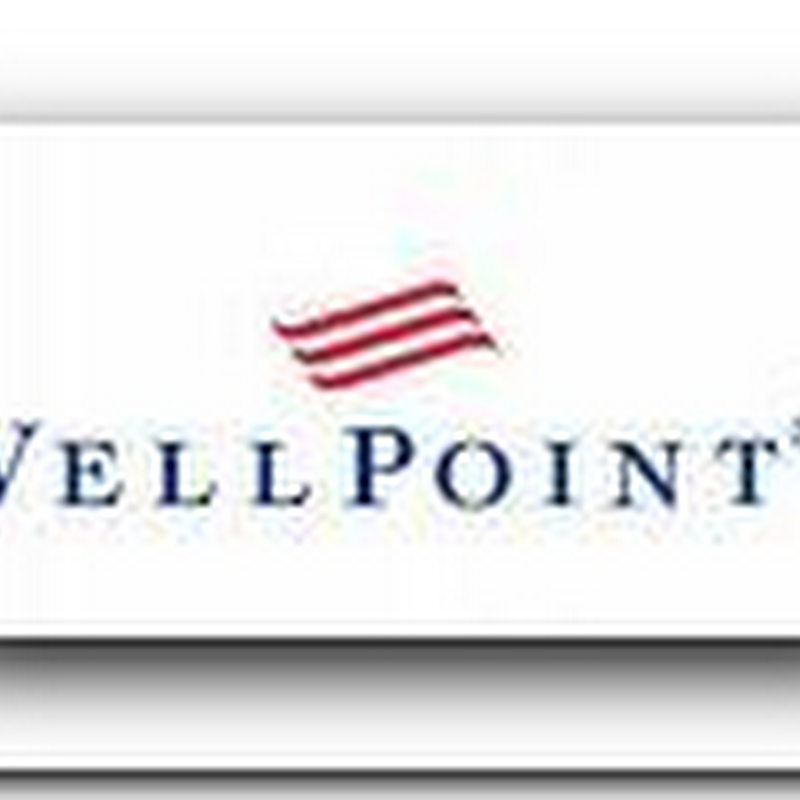 WellPoint Gets Message from Medicare to suspend 2 Part D programs