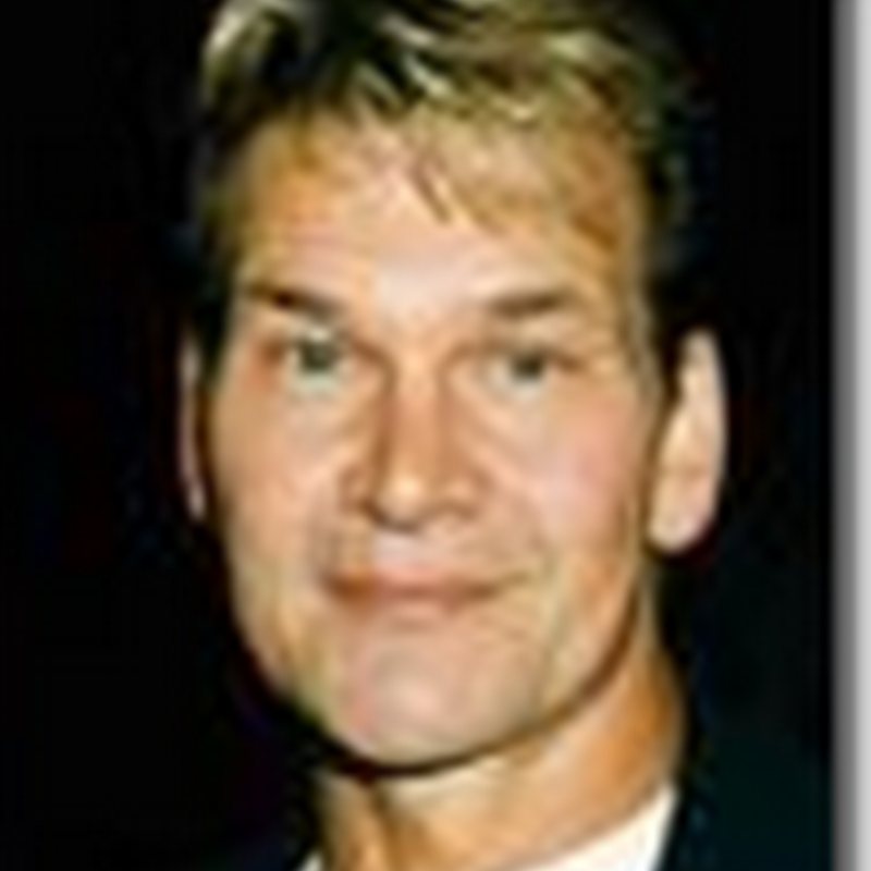 Patrick Swayze Writes to Congress – give the NIH the Funds they need