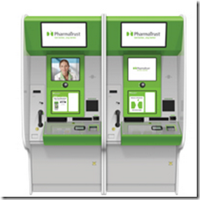 The Prescription Kiosk (ATM) Machine – A Visit with a Tele-Pharmacist