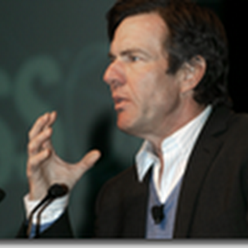 Dennis Quaid Keynote Address at HIMMS – Emphasis on Technology