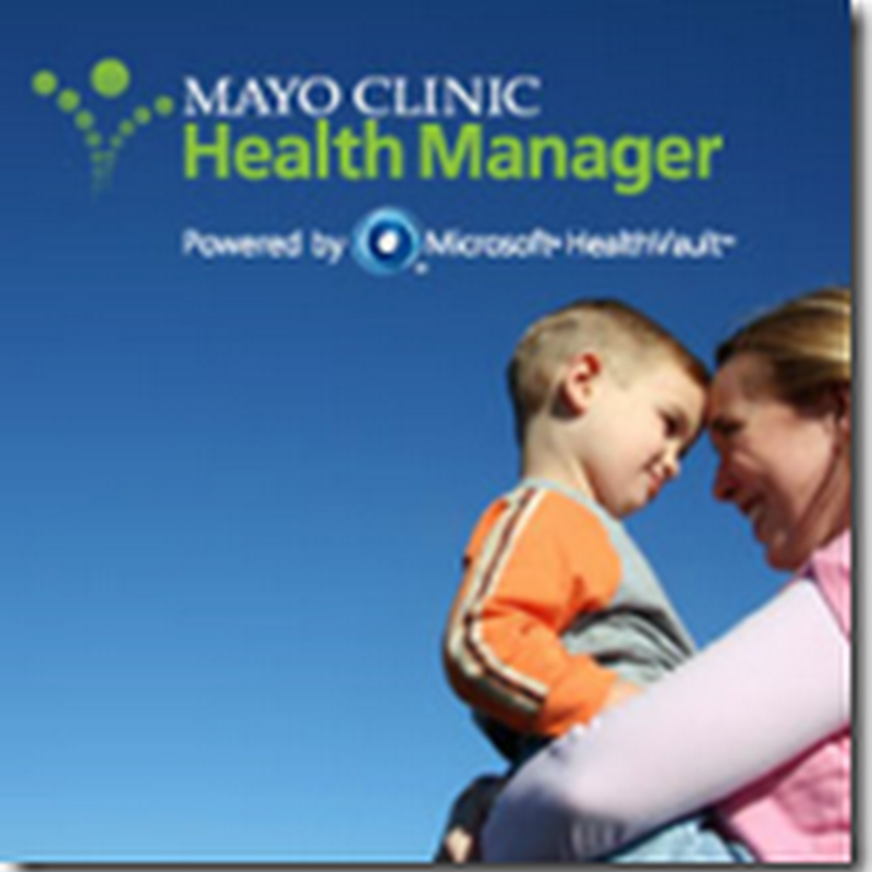 Mayo Clinic and Microsoft HealthVault Partner for Personal Health Records Solution
