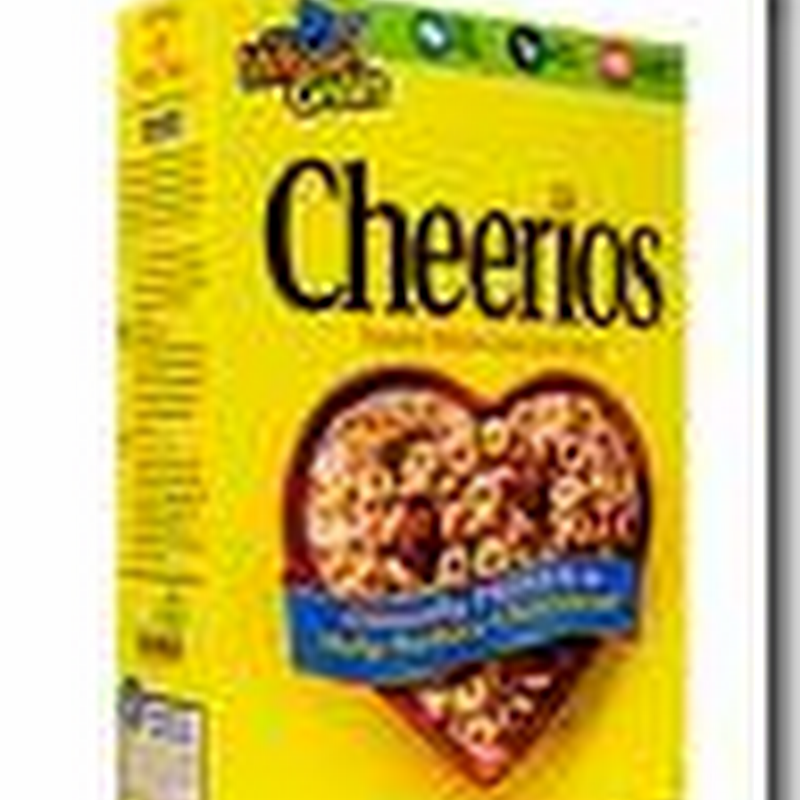 General Mills Responds to FDA Stating Study Shows that Cheerios Does Lower Cholesterol