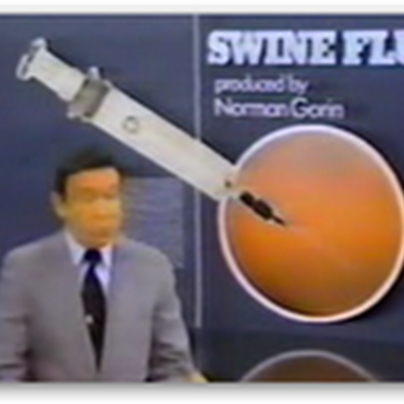 1976 Swine Flu Virus Report  – Blast From the Past 60 Minute Segment