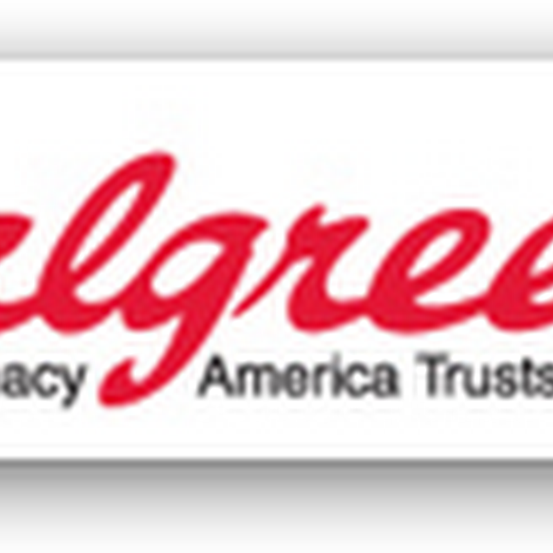 Walgreens Applying For and Getting Liquor Licenses Across the US – Be Healthy and Get Your Alcohol Here Too