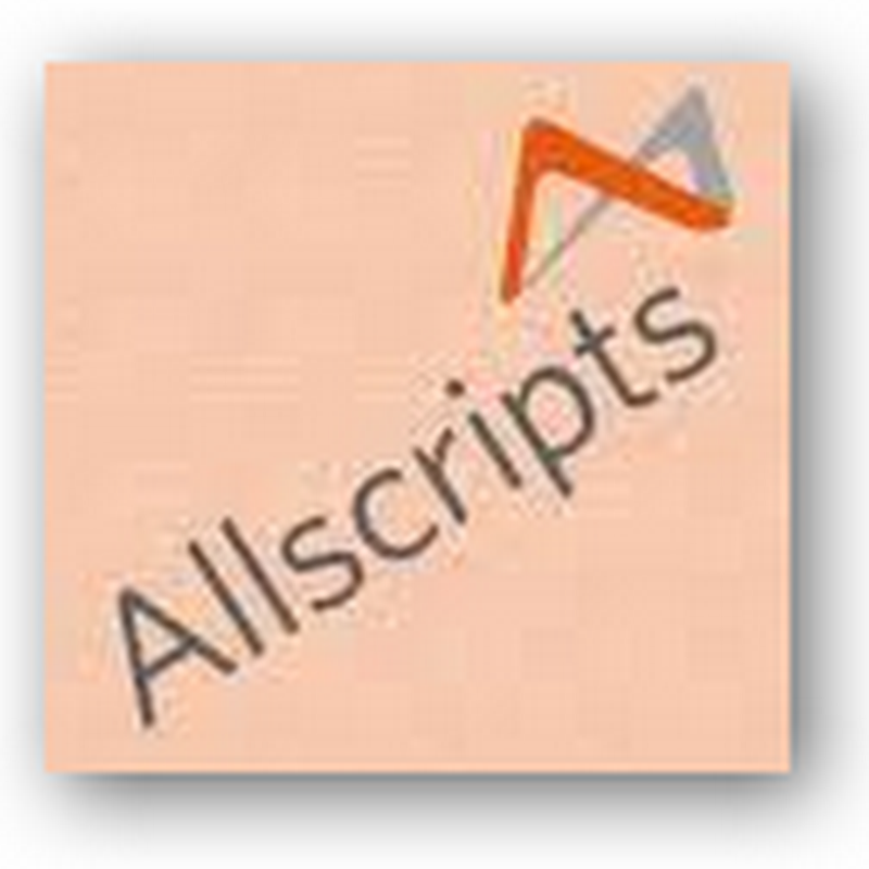 Allscripts and Eclipsys Merger Complete–New Name Allscripts