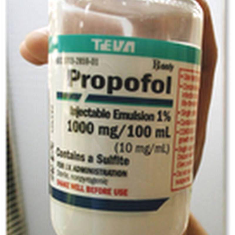 Teva To Stop Manufacturing Propofol – With No US Manufacturers Left FDA Approved Import From Europe