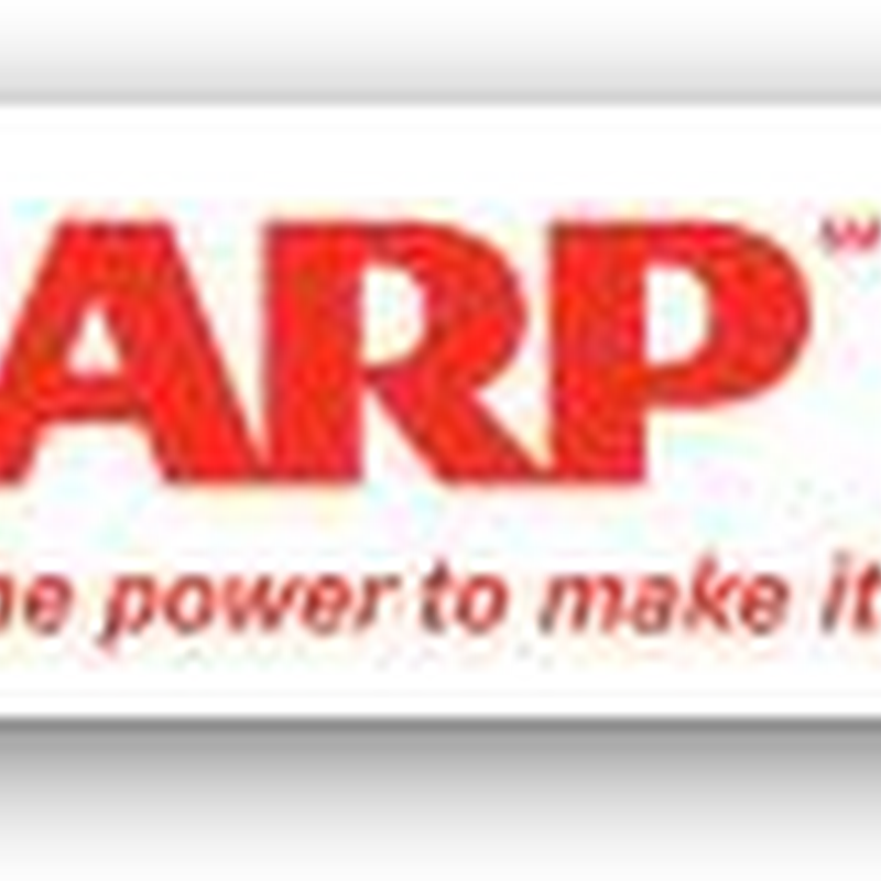AARP Trying to Entice Weight Loss – Ho Hum It's Another Portal Application Contest