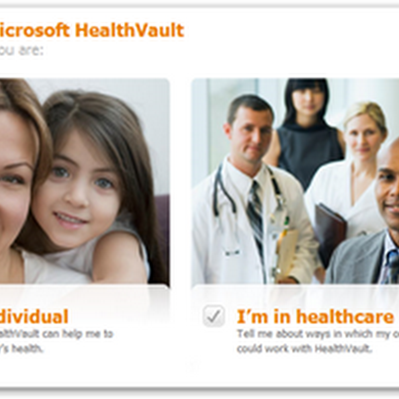 HealthVault PHR Launches in the UK – Personal Health Records