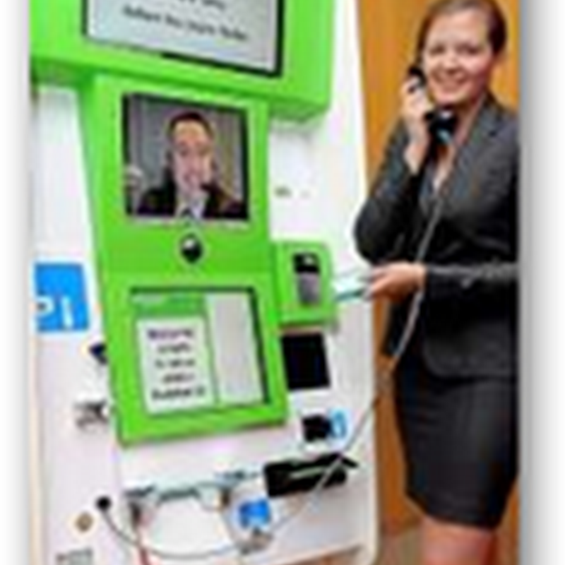 MedCentre Prescription Kiosk ATM-Like Machines May Give Pharmacies Some Competition in the UK – Installed at 5 Hospitals in the UK