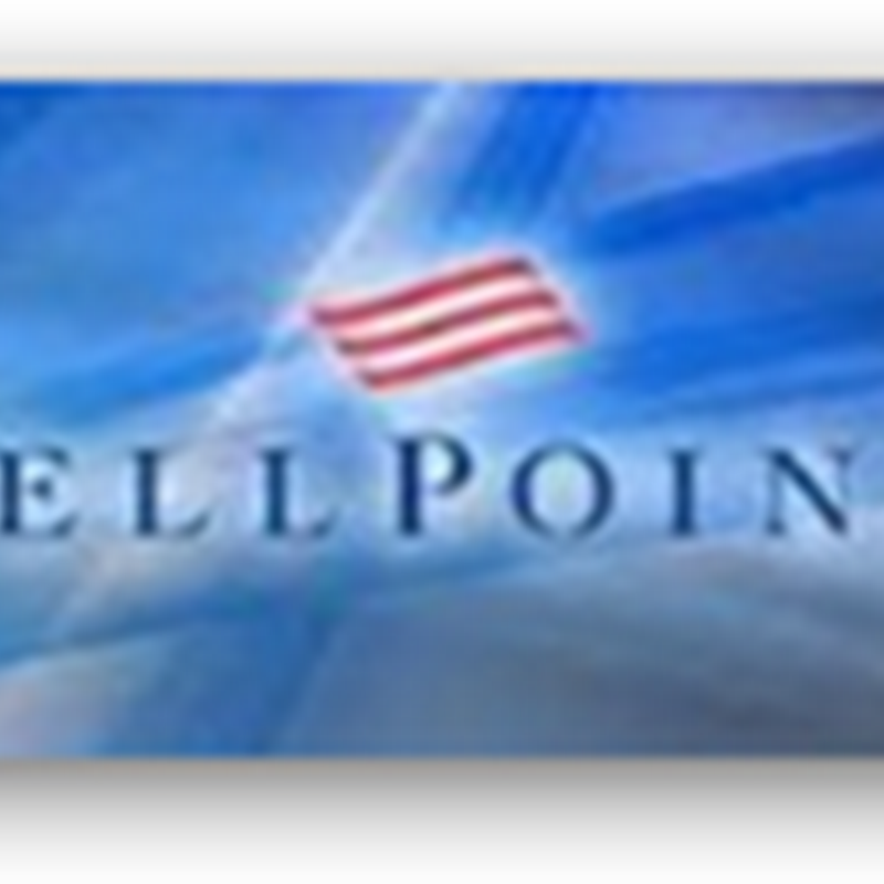 WellPoint Offering to Sell Off 1 Billion in Debt With Notes and Bonds