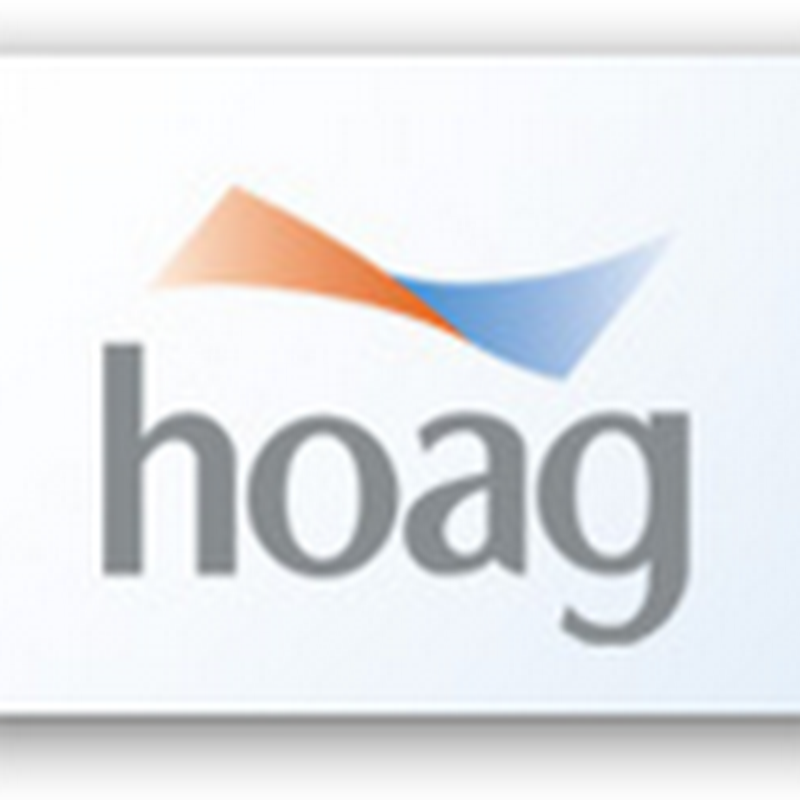 Hoag Hospital Irvine Opens–New State of the Art Facility