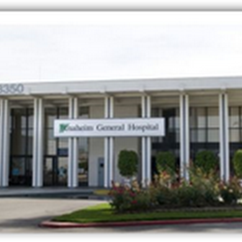 Anaheim General Hospital Up for Sale – Booted The CEO, Got Our Accreditation Back And Are Ready to Start Taking Offers…