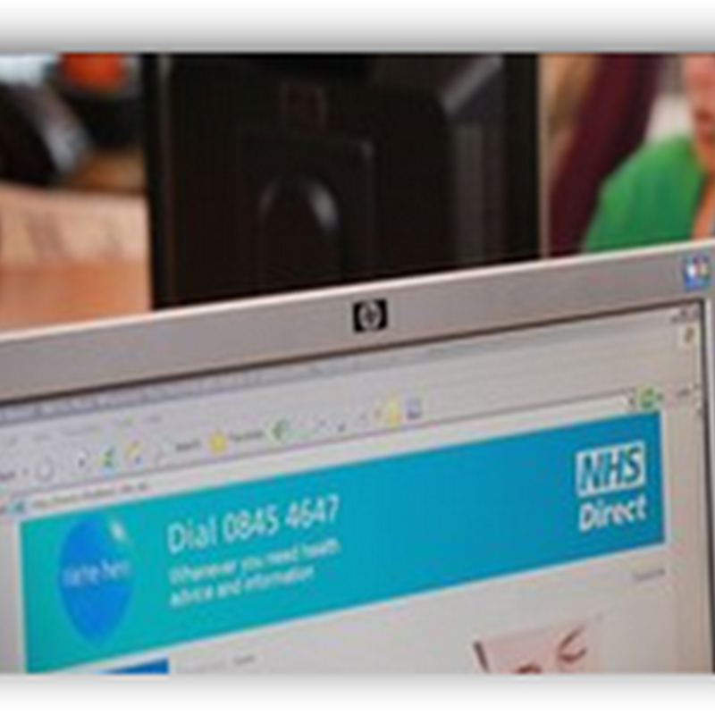 NHS Website Encourages People to Self Diagnose - Said to Be Saving Millions With Doctor Visits Not Deemed Necessary