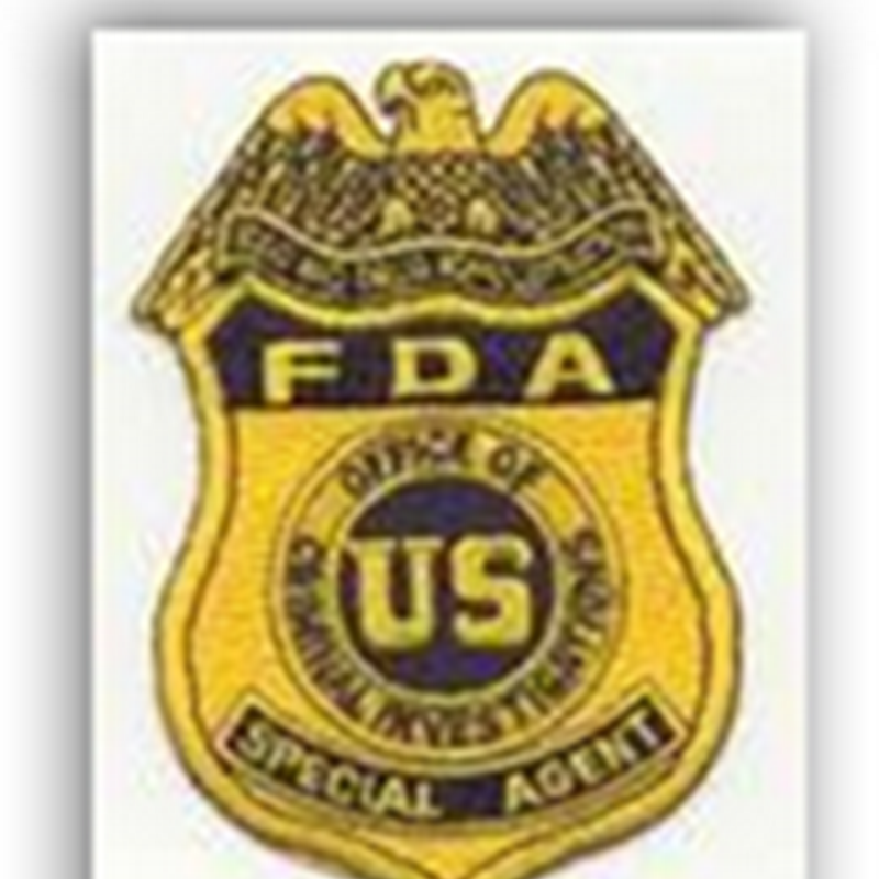 Head of FDA Criminal Office Retires After WhistleBlower Reported Misconduct