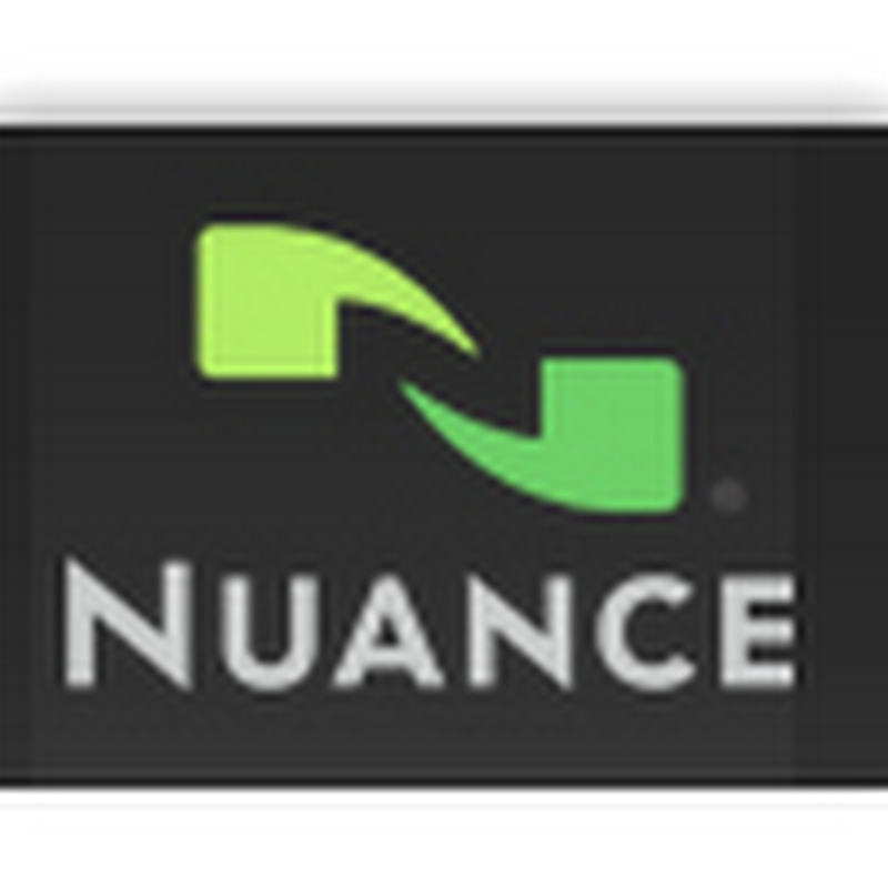 Nuance Launches Speech-Enabled Medical Transcription Outsourced Solutions via OSI and Encompass Company Acquisitions
