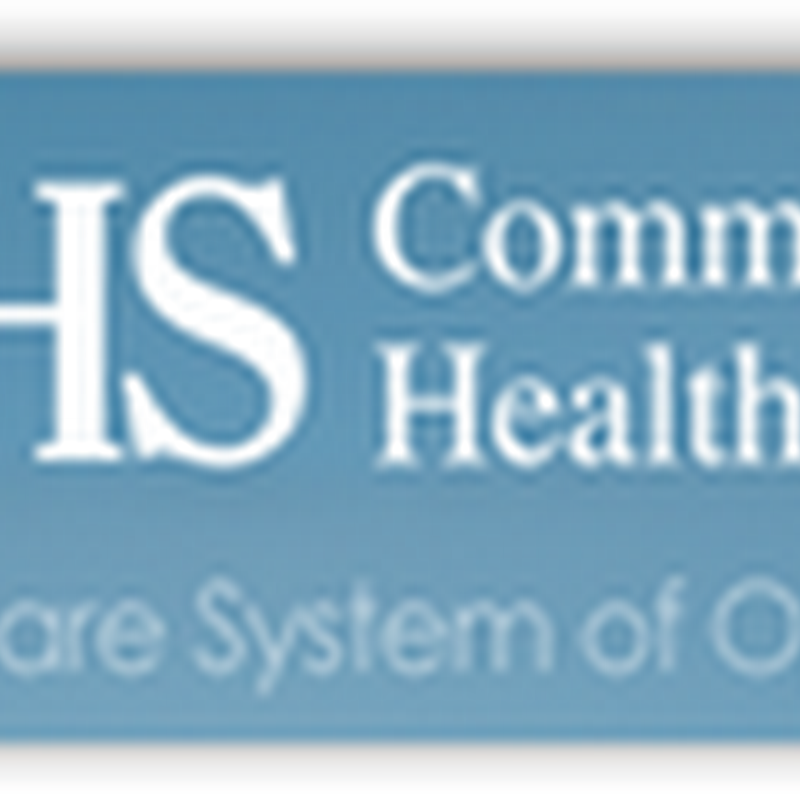 Community Health Systems Receives Subpoena–Bring in Your Algorithms Used By Pro-MED 3rd Party Software for the ER