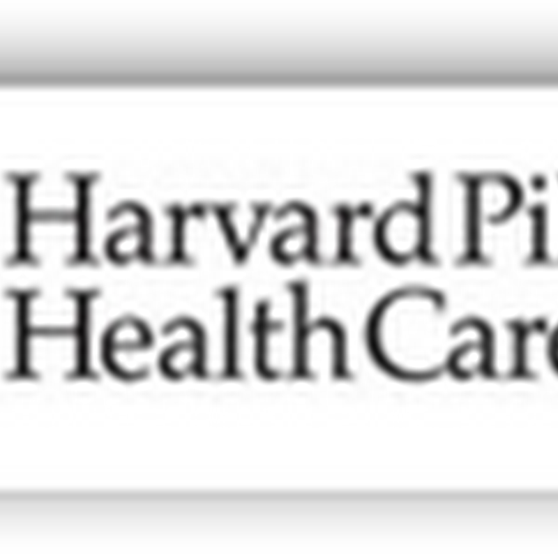 Harvard Pilgrim Health Care & Tufts Exploring a Merge of the Two Non Profit Health Plans