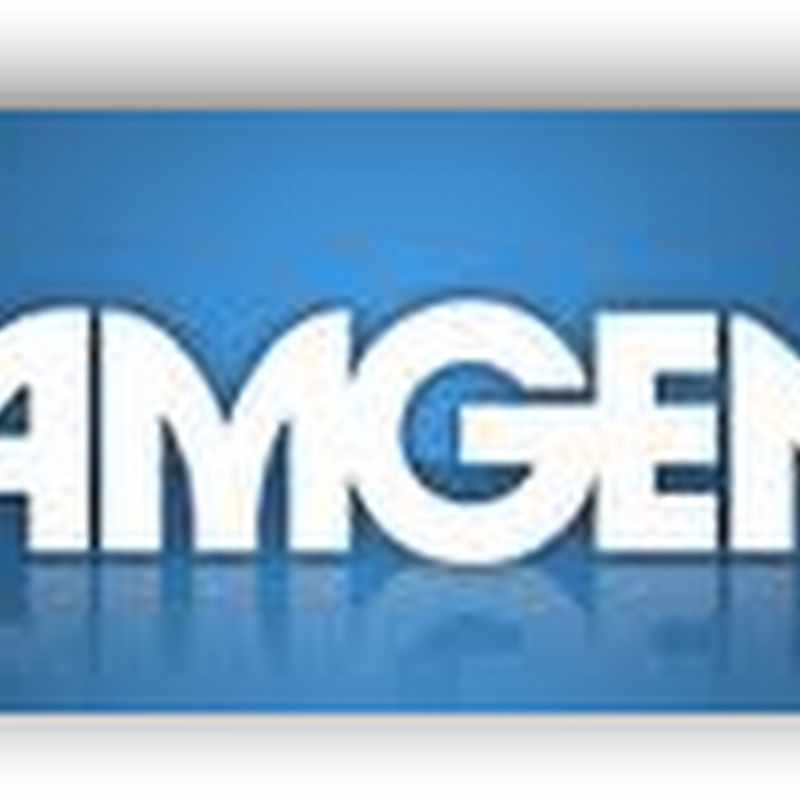 Amgen Lung Cancer Drug Fails Goals For Improving Survival