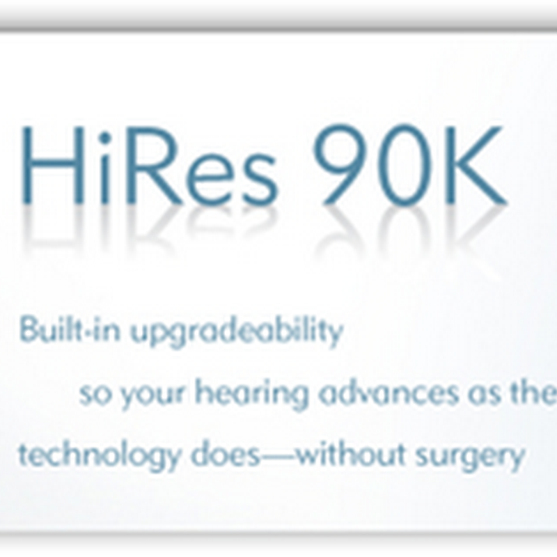 HiRes 90K Cochlear Ear Implant Recalled By Advanced Bionics To Address Safety Concerns With FDA