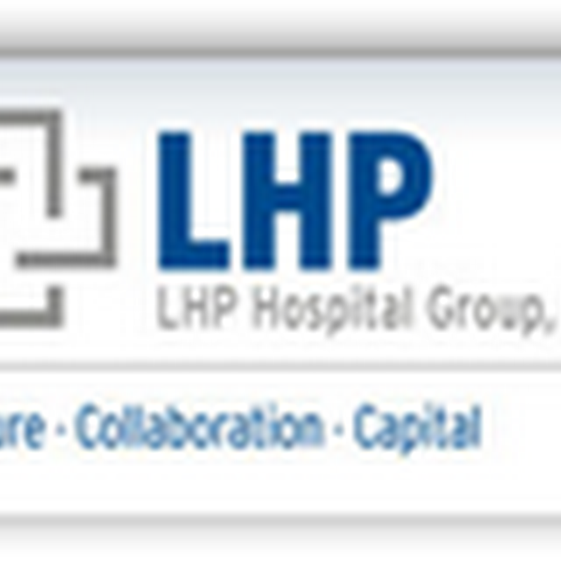 "St. Mary's Hospital in Connecticut To Become a ""For Profit"" Working as a Joint Venture With LHP Hospital Group"