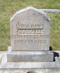 Lydia Haws