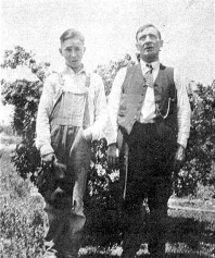 Reese Phillips (b. 1909) & Rees Phillips (b. 1874)