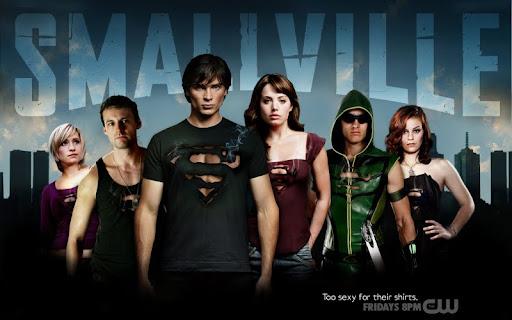 Download Smallville Temporada dvdrip dublado legenda