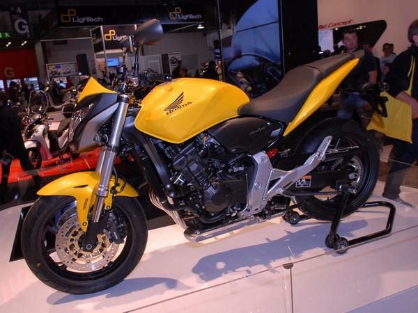 CB 600F Hornet 2011 2012 amarela