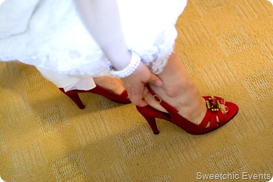 RedWedding Shoes