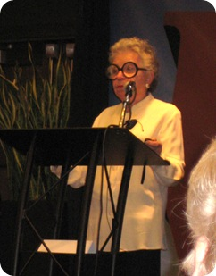 Sylvia Weinstock ABC Conference
