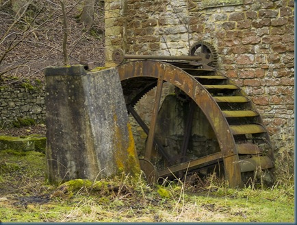 Shacklow bobbin mill