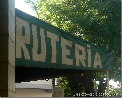 ruteria