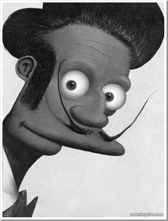 simpsons_apu_dali_art
