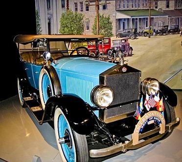 Hershey Car MuseumlR