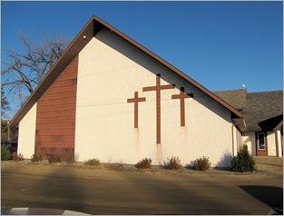 Kim's church
