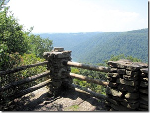Coopers Rock Overlook2
