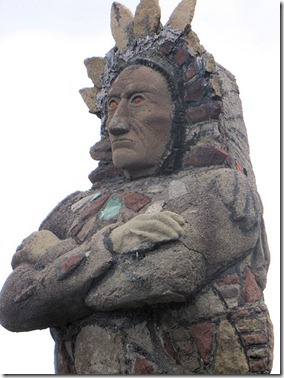 Stone Indian