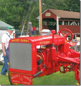 Al Stoystown Tractor Show